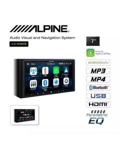 Alpine iLX-W660E