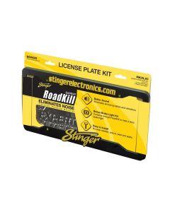 Stinger Roadkill License Plate Kit