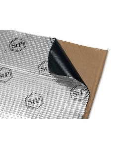 STP Silver Soundproof & Vibration Damping Sheets (10 Sheets)