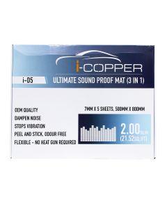 I-Copper i-D5 Ultimate Soundproof Mat (3 in 1)