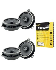 Focal Toyota Coax + Stinger Damping Combo