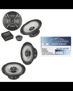 Helix B Series + I-Copper i-D9 Damping Combo