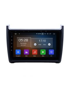 Android Car Specific Infotainment System for Skoda Rapid