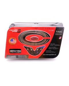 Cerwin Vega XED4AWG Amplifier Wiring Kit